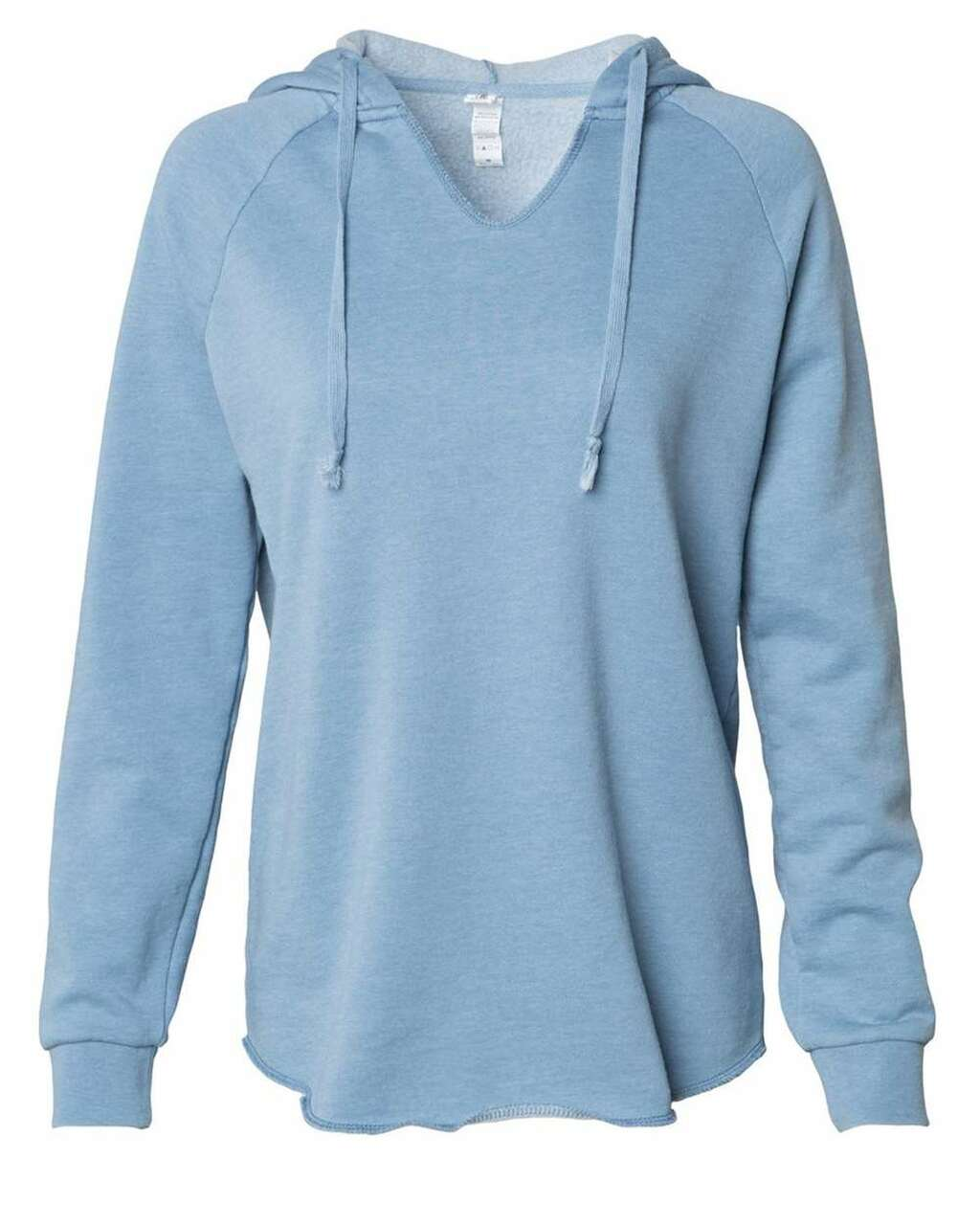 PRM2500 Independent Trading Co. Women's California Wave Wash Hoodie
